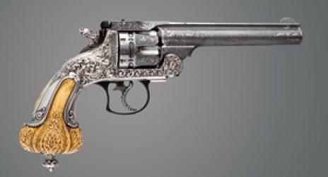 Tiffany-Pistol