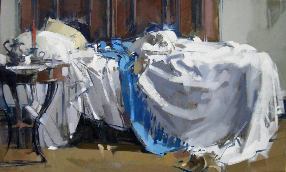 maggie-siner-single-unmade-bed-2011